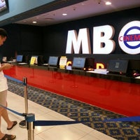 Photo taken at MBO Cinemas by Baby M. on 4/27/2013