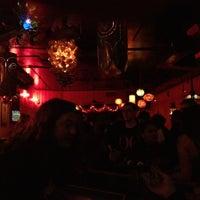 Photo taken at Casanova Cocktail Lounge by Nina on 10/29/2012