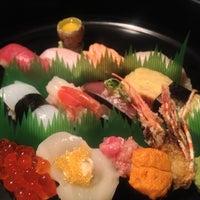 Photo taken at Fuki Sushi by Yuka Y. on 1/30/2013