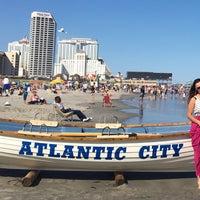 Photo taken at Atlantic City, NJ by Tijana V. on 6/18/2016