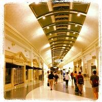 Photo taken at Jacksonville International Airport (JAX) by 🎀Karen🌈 on 7/27/2013