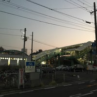 Photo taken at Takajo Station by Katsukichi h. on 10/24/2015