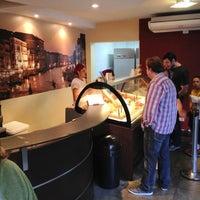 Photo taken at Stuzzi - Gelateria Italiana by Dido B. on 11/18/2012