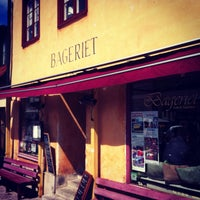 Photo taken at Bageriet by Tore B. on 7/22/2013