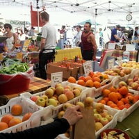 Photo taken at Ferry Plaza Farmers Market by Arthur♡♡♡ on 10/27/2012