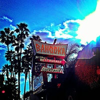 "Photo taken at Bahooka Ribs & Grog by ! ""Backstage Gabe . on 2/9/2013"
