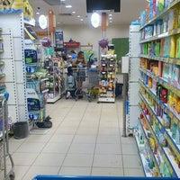 Photo taken at Supermercado Santa Lúcia BR by Julio A. on 10/2/2012
