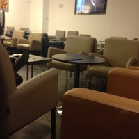 Photo taken at The Centurion Lounge by American Express by Octavio R. on 9/25/2012
