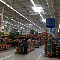 Photo taken at Walmart Supercenter by Daniel L. on 4/28/2013