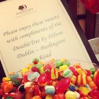 Photo taken at DoubleTree by Hilton Hotel Dublin - Burlington Road by Jay F Kay on 10/4/2013