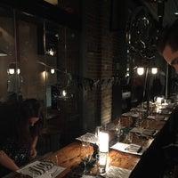 Photo taken at Pony Lounge & Dining by Jenna W. on 4/27/2015