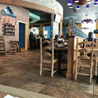 Photo taken at On The Border Mexican Grill & Cantina by Jeffrey D. on 11/16/2016