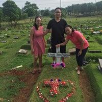 Photo taken at TPU Kampung Kandang by Inggrid P. on 8/13/2016