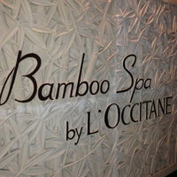 Bamboo Spa, By L'occitane