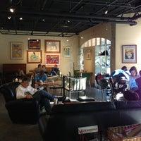 Photo taken at Crossroads Café by Pat G. on 9/29/2012
