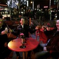Photo taken at Mocka Lounge by James F. on 1/30/2015