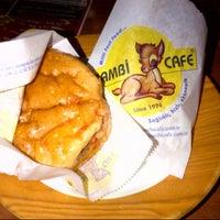 Photo taken at Bambi Cafe by Koray U. on 1/18/2013