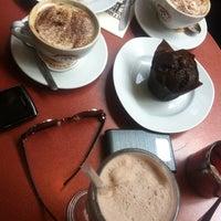 Photo taken at Patisserie Valerie by Abdulrahman A. on 8/18/2014