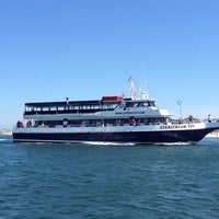 Photo taken at Captain Lou Fleet by sapphire c. on 8/7/2014