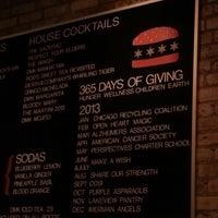 Photo taken at DMK Burger Bar by chibueze on 6/28/2013