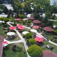 Photo taken at Başkent Üniversitesi by Sertaç S. on 5/17/2013
