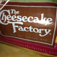 Photo taken at The Cheesecake Factory by Amanda W. on 11/15/2012