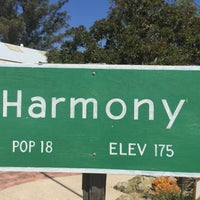 Photo taken at Harmony, CA by Stacia & Dean V. on 8/7/2016