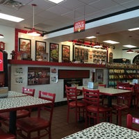 Photo taken at Firehouse Subs by Geoff T. on 8/11/2014