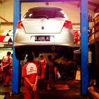 Photo taken at SS Performance Shop by Ari T. on 5/21/2013