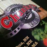 Photo taken at Chunky's Cinema Pub by Jason M. on 6/30/2013