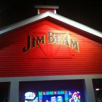 Photo taken at Jim Beam's Wild West Bar by Calvin R. on 8/15/2013