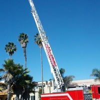 Photo taken at SDFD Fire Station 21 by Elvin L. on 11/12/2012