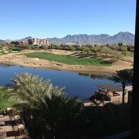 Photo taken at The Westin Kierland Resort & Spa by Patrick R. on 2/5/2013