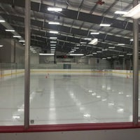 Photo taken at Prince William Ice Center by Shady S. on 7/24/2013