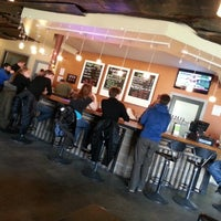 Photo taken at Fountain Square Brewing Company by c k. on 1/20/2013