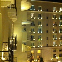 Photo taken at Grand Hotel Palace by Anna N. on 10/19/2012