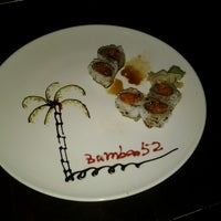Photo taken at Bamboo 52 by J R. on 3/1/2013