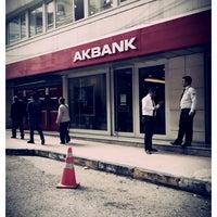 Photo taken at Akbank T.A.Ş Giresun Şubesi by Mehmet K. on 10/8/2014