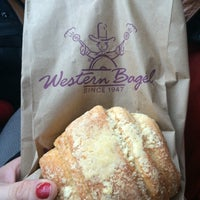 Photo taken at Western Bagel by Averi M. on 1/15/2015