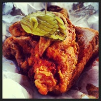 Photo taken at Prince's Hot Chicken Shack by Zied B. on 6/9/2013