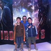 Photo taken at Super Cines 8 by Jaime M. on 5/5/2013