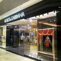 Photo taken at Dolce&Gabbana by Raja M. on 5/12/2013