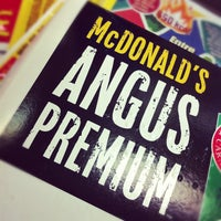 Photo taken at McDonald's by Anderson H. on 11/23/2012