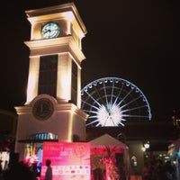Photo taken at Asiatique The Riverfront by Taytoon U. on 5/31/2013