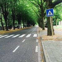 Photo taken at Begraafplaats van Brussel / Cimetière de Bruxelles by Enes . on 7/22/2015