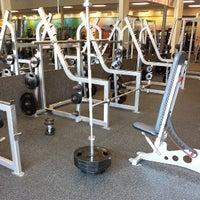 Photo taken at LA Fitness by dizberiq on 7/17/2013