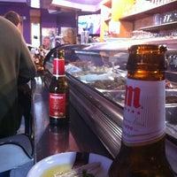 Photo taken at Bar de Marisa by Juan Carlos R. on 11/2/2012