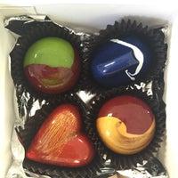 Photo taken at Truman Chocolates by Terri C. on 3/11/2015