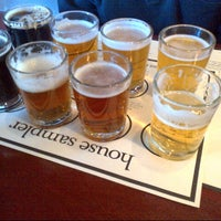 Photo taken at Iron Hill Brewery & Restaurant by Richard S. on 1/27/2013