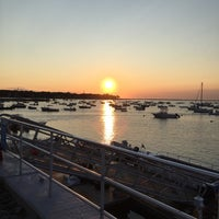 Photo taken at Duxbury Bay by Katie H. on 7/3/2015
